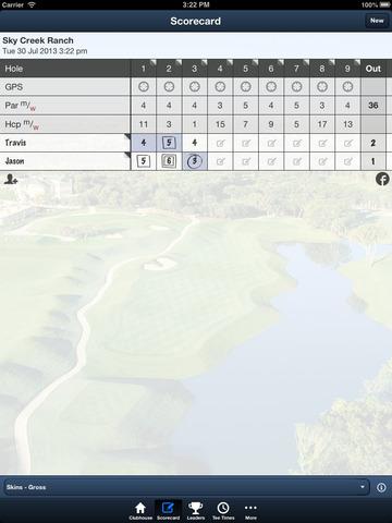 Sky Creek Ranch Golf Club screenshot 9