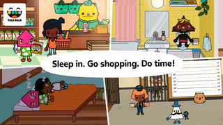 Toca Life: Town screenshot 2