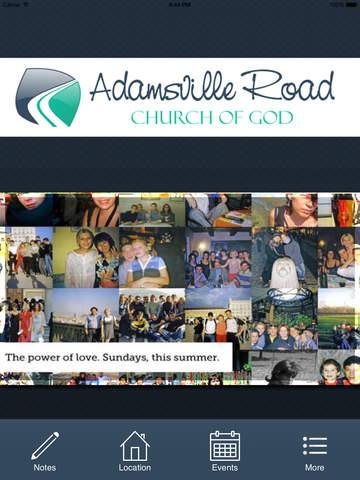 Adamsville Road COG - náhled