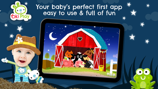 Peek a Boo Farm Animals Sounds screenshot 5
