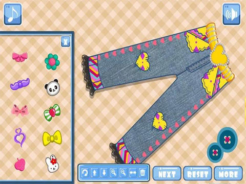 Jeans Makeover screenshot 5