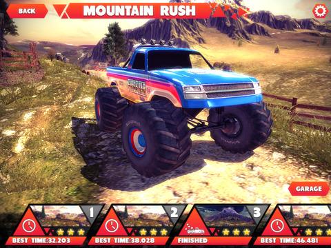 Offroad Legends 2: Mountain Rush screenshot 6