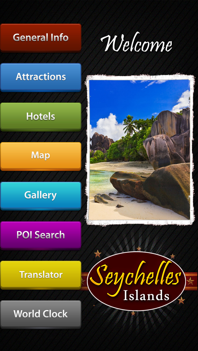 Seychelles Islands Offline Travel Guide screenshot 2