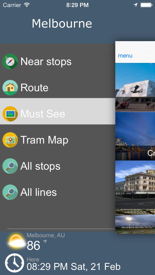 Melbourne Trams screenshot 1