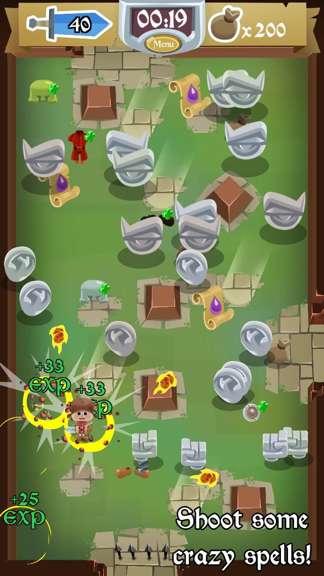 BlitzKeep screenshot 3