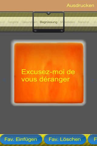 Französisch - náhled