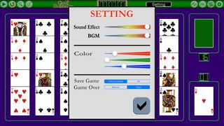 Golf Solitaire FVD screenshot 5