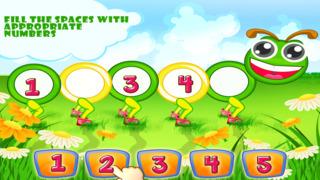Preschool Numbers - Play & Learn HD Lite screenshot 3