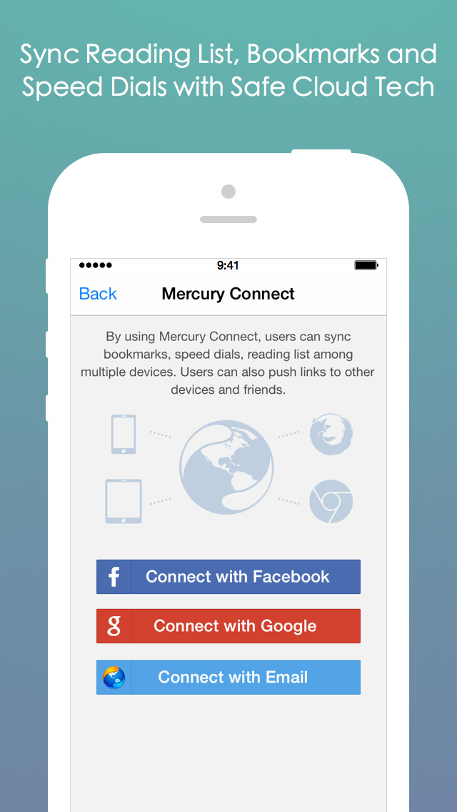 Mercury Browser Pro - The best web browser for iOS | Apps | 148Apps