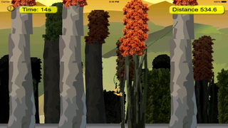 Jungle Man Swing : Rope And Fly Adventure screenshot 5