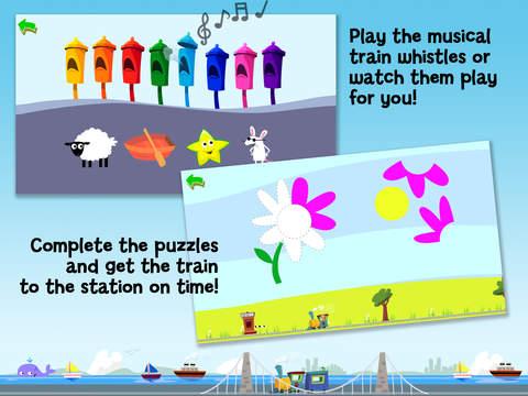 Zoo Train screenshot 9
