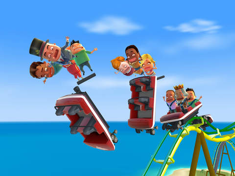 Coaster Crazy screenshot 8