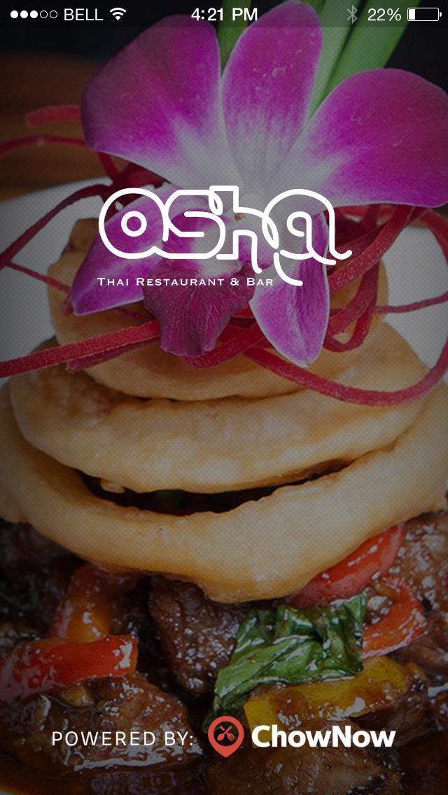 Osha Thai Restaurant screenshot 1