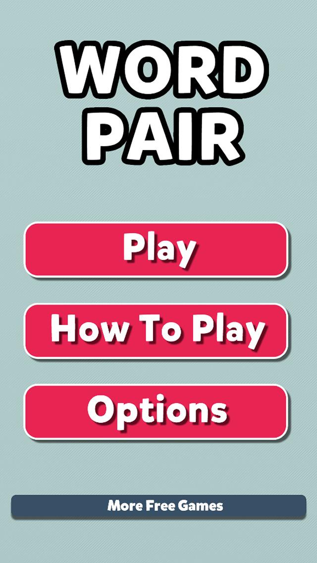 Word Pair screenshot 5
