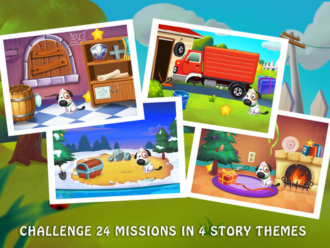 Dog Go Happy - Find the Hidden Objects screenshot 8