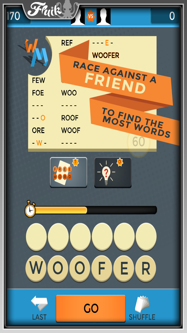 Word Meister Friends screenshot 1