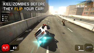 Zombie Highway 2 screenshot 5