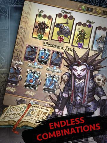 SoulSpark - Battle Cards (RPG) screenshot 8