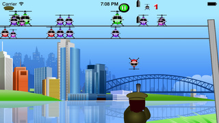 Air Combat : Copters Shooting Of Launch Very Fun screenshot 2