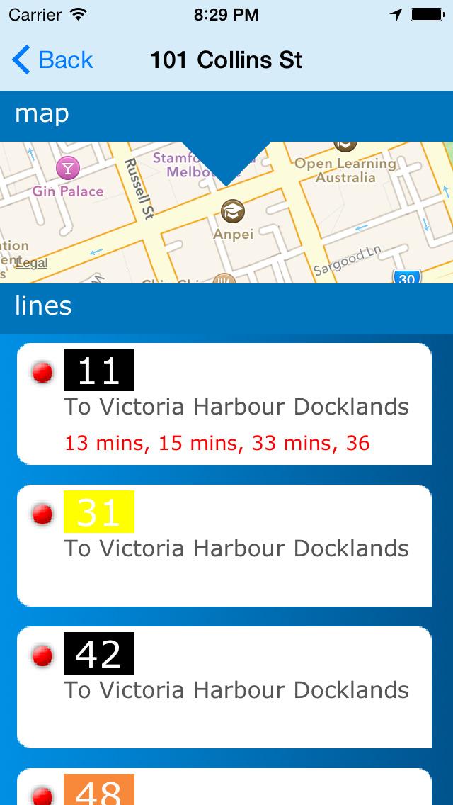 Melbourne Trams screenshot 3
