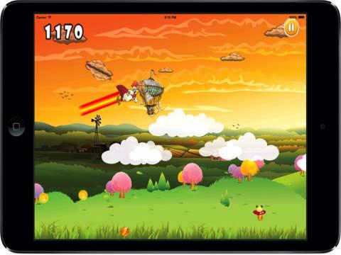 Brave chicken Pro : History of fantasy farm screenshot 8