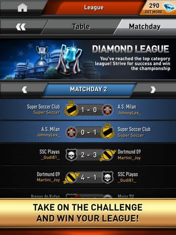 Super Soccer Club: Football Rivals screenshot 9
