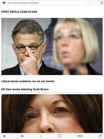 The Report: Conservative News & Talk Radio screenshot 6