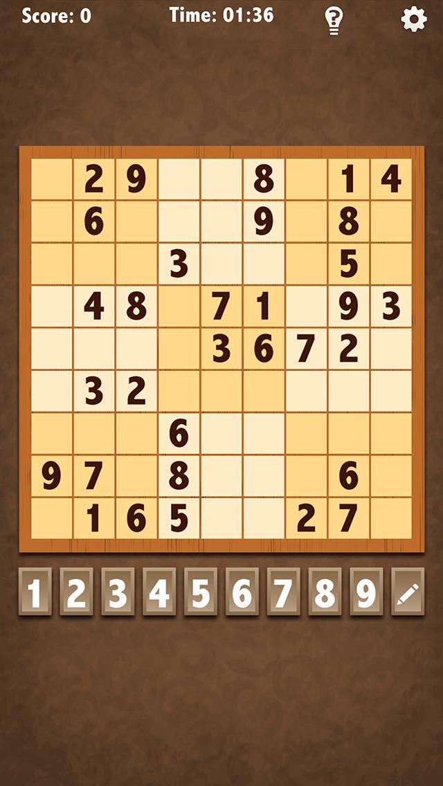 Café Sudoku screenshot 5