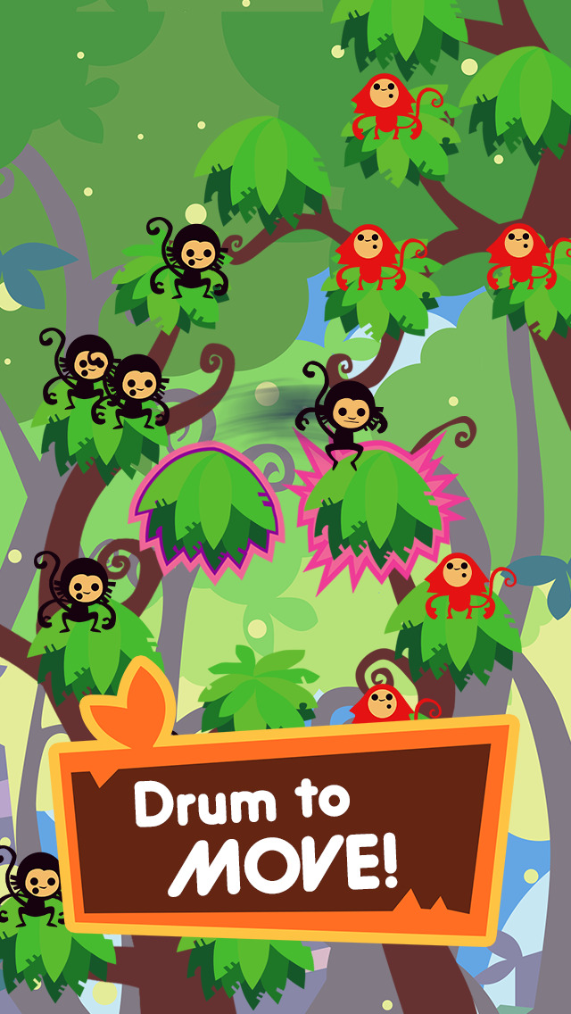 Jungle Rumble: Freedom, Happiness, and Bananas screenshot 1
