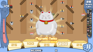 Sushi Cat screenshot #4