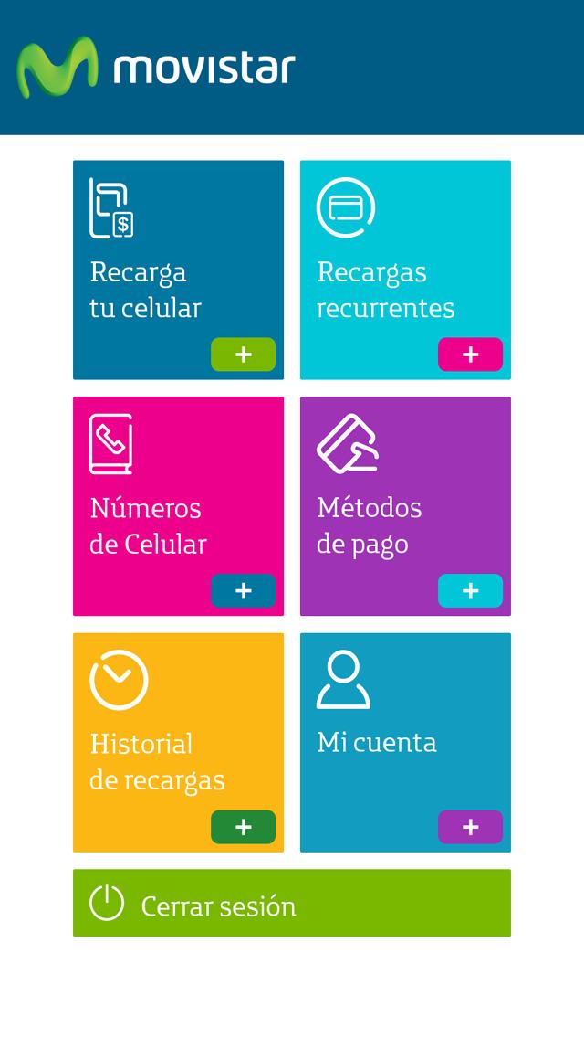Recargas y Pagos OnLine screenshot 2