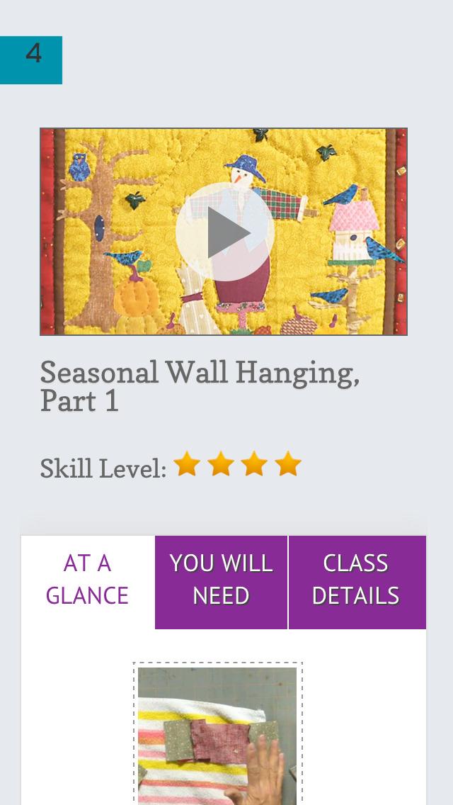 Fun Quilting Projects screenshot 4