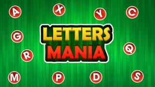 Letters Mania screenshot 1