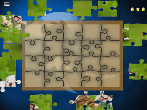 Puppy Dog Jigsaw Puzzles screenshot 4