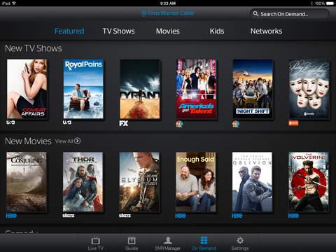 Spectrum TV screenshot 7