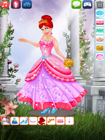 Princess Keer Dress screenshot 10