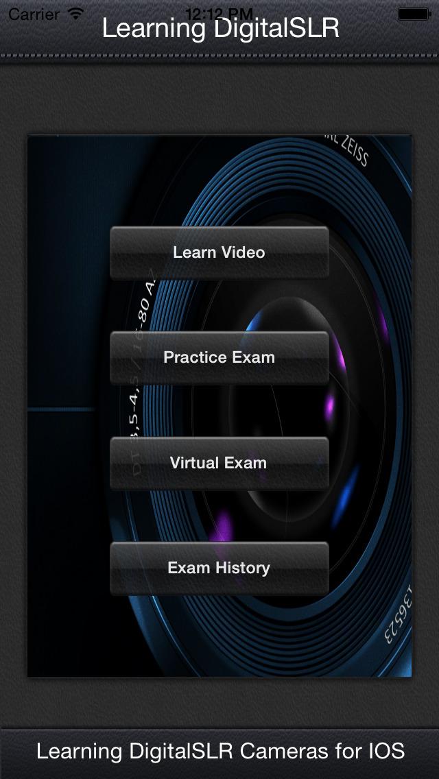 DigitalSLR screenshot 1