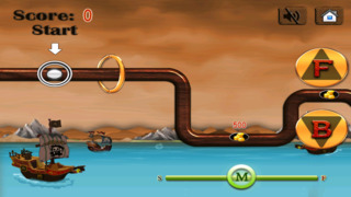 Free Pirate Game Treasure Gold Hunt Challenge screenshot 1