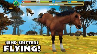 Wild Horse Simulator screenshot 2