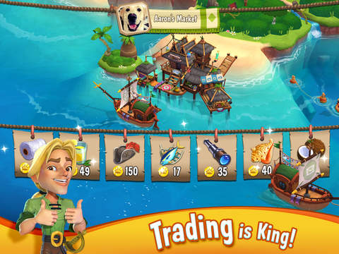 Paradise Bay screenshot 7