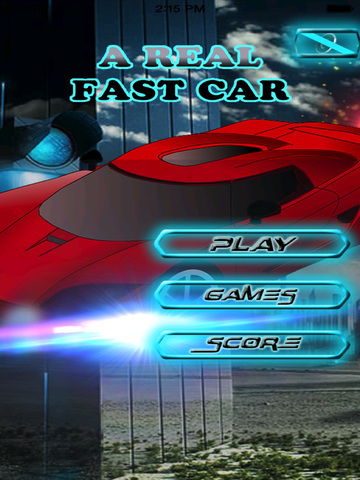 A Real Fast Car screenshot 6