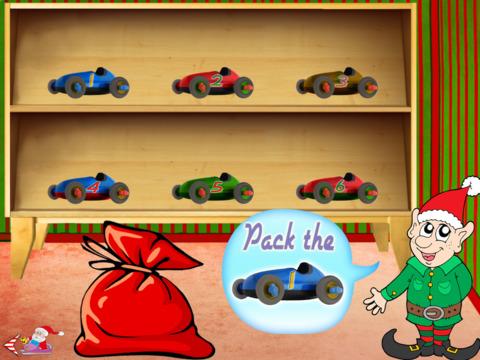 Santa's World: An Educational Christmas Game for Kids and Elves screenshot 7