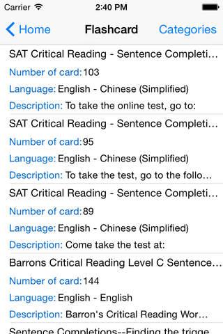 SAT Tests - náhled