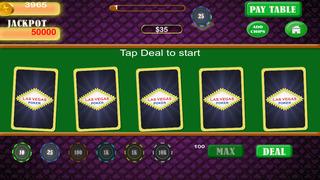 Las Vegas Casino Poker Party Pro - Best American gambling table screenshot 1