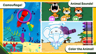 Crayola Colorful Creatures - Around the World! screenshot 3