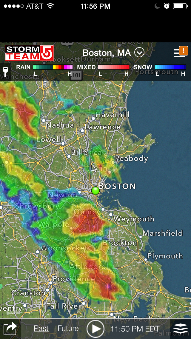 WCVB Boston Weather | Apps | 148Apps