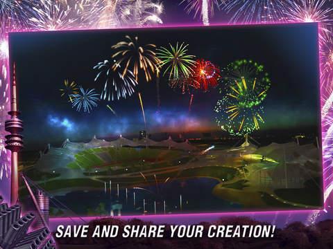 Fireworks Simulator screenshot 10