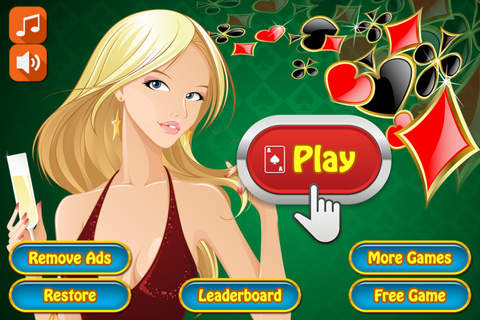 HiLo Card Casino Game - náhled