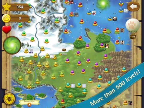 Bubble Witch Saga screenshot 8