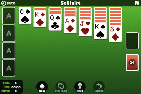 Solitaire [Pokami] - náhled